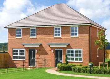 "Thumbnail 3 bed semi-detached house for sale in ""Maidstone"" at Lee Lane, Royston, Barnsley"