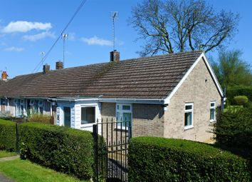 Thumbnail 2 bed bungalow for sale in Belton Avenue, Grantham