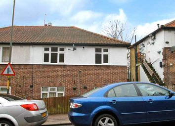 Thumbnail 2 bed maisonette for sale in Upper Luton Road, Chatham, Kent