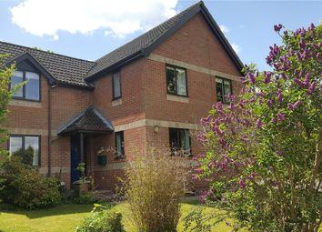 Thumbnail 4 bed detached house for sale in Tyfield, Sherborne St John, Basingstoke