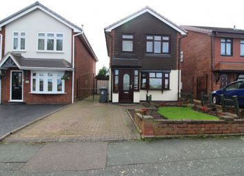 3 bed detached house for sale in Linthouse Lane, Wednesfield, Wolverhampton WV11