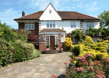 Thumbnail 5 bed detached house for sale in Oldfield Close, Stanmore