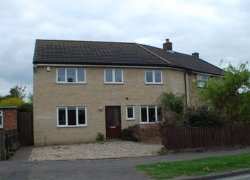 Thumbnail 4 bedroom semi-detached house to rent in Whitehill Road, Cambridge