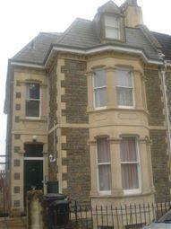 Thumbnail 1 bed flat to rent in Top Floor Flat, York Gardens, Clifton
