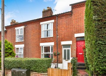Thumbnail 3 bedroom terraced house for sale in Patteson Road, Norwich