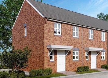 Thumbnail 2 bed semi-detached house for sale in Stanier Drive, Hartshorne View, Hartshorne, Swadlincote, Derbyshire