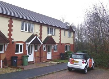 Thumbnail 2 bed terraced house to rent in Hoskyns Avenue, Warndon Villages, Worcester