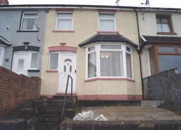 Thumbnail 3 bed terraced house for sale in Elm Street, Abercwmboi, Aberdare