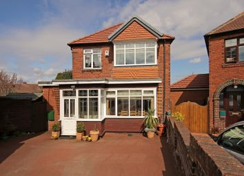 Thumbnail 3 bed detached house for sale in Chessel Close, Sheffield