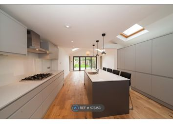 Thumbnail 4 bed terraced house to rent in Chiswick Road, London
