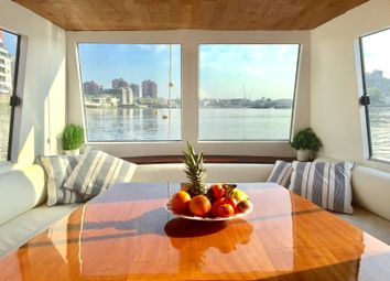 Thumbnail 2 bed houseboat for sale in St. Alexander, St Katharine Docks, London