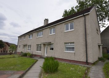 Thumbnail 3 bed flat for sale in Ladymuir Crescent, Glasgow