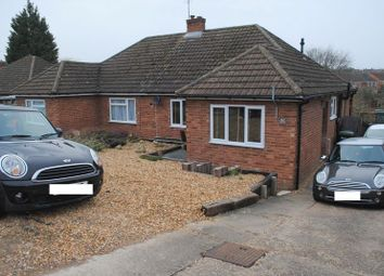 Thumbnail 2 bed semi-detached bungalow for sale in Hall Avenue, Rushden