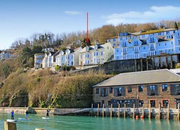 Thumbnail 3 bed flat for sale in Hannafore Road, West Looe, Looe