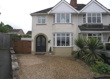 Thumbnail 3 bed semi-detached house for sale in Stourbridge, Wollaston, Gerald Road