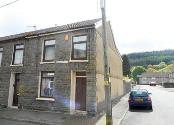 Thumbnail 2 bedroom end terrace house for sale in Baglan Street, Pentre