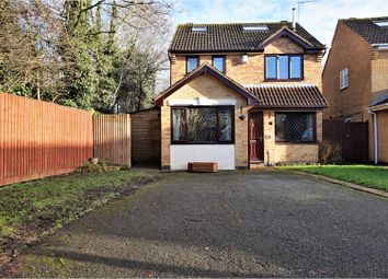 Thumbnail 4 bed detached house for sale in Winchester Close, Banbury
