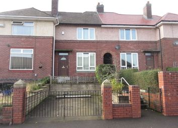 Thumbnail 2 bed terraced house to rent in Meynell Crescent, Sheffield
