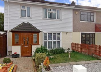 Thumbnail 3 bed semi-detached house for sale in Burrow Road, Chigwell, Essex