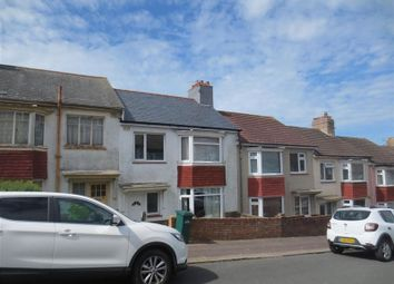 Thumbnail 4 bed terraced house to rent in Crayford Road, Brighton