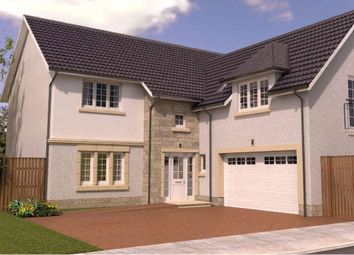 Thumbnail 5 bedroom detached house for sale in The Melville At Kinnaird Meadows, Larbert, Stirlingshire