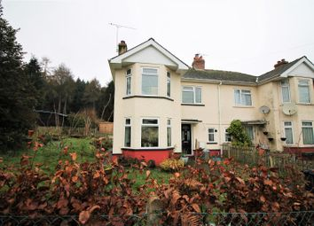 Thumbnail 3 bed semi-detached house for sale in Parkend Road, Bream, Lydney