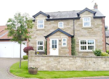 Thumbnail 4 bed detached house for sale in Village Farm, Walbottle, Newcastle Upon Tyne