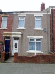 Thumbnail 4 bedroom terraced house to rent in Eastbourne Avenue, Gateshead