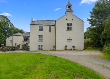 Thumbnail 4 bed semi-detached house for sale in The Old Rectory, Ashwater, Beaworthy