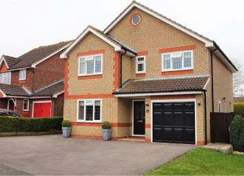 Thumbnail 4 bed detached house for sale in Adbert Drive, Maidstone