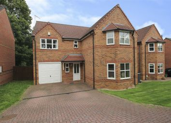 Thumbnail 4 bed detached house for sale in Daniel Mews, Sandiacre, Nottingham