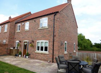 Thumbnail 3 bed semi-detached house to rent in Chestnut Court, Normanton-On-Trent, Newark