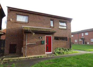 Thumbnail 4 bed detached house for sale in Steyning Close, Corby