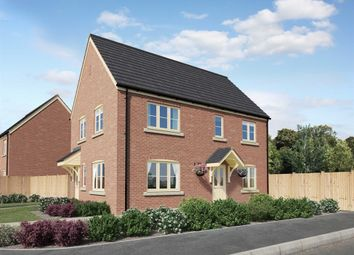 "Thumbnail 1 bed duplex for sale in ""The Jephson/Newbold"" at Fox Lane, Green Street, Kempsey, Worcester"