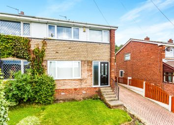 Thumbnail 3 bed semi-detached house for sale in Shelley Drive, Monk Bretton, Barnsley