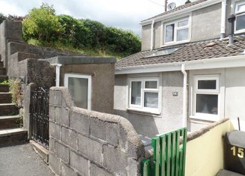 Thumbnail 2 bed end terrace house for sale in Harriet Town, Troedyrhiw, Merthyr Tydfil
