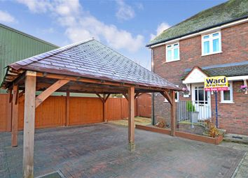 Thumbnail 3 bed semi-detached house for sale in Maidstone Road, Paddock Wood, Tonbridge, Kent