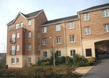 Thumbnail 2 bed flat to rent in Coniston Avenue, Purfleet, Essex