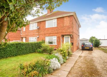 Thumbnail 3 bed semi-detached house for sale in Main Road, Holland Fen