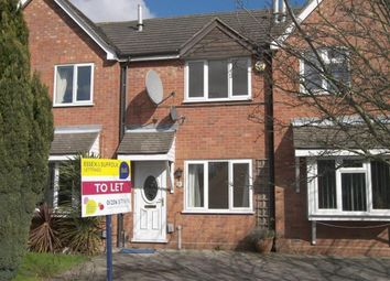 Thumbnail 2 bed terraced house to rent in Sinnington End, Highwoods, Colchester