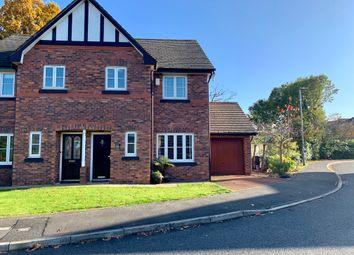 3 bed semi-detached house for sale in Spires Gardens, Winwick, Warrington WA2