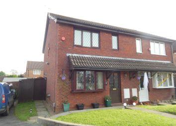 Thumbnail 3 bed semi-detached house for sale in Delfan, Llangyfelach, Swansea
