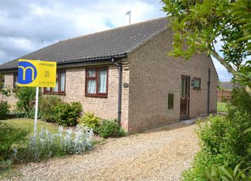 Thumbnail 2 bed semi-detached bungalow to rent in John Davis Way, Watlington, King's Lynn