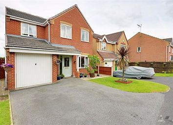 Thumbnail 4 bedroom detached house for sale in Ashton Road, Clay Cross, Chesterfield, Derbyshire