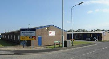 Thumbnail Light industrial to let in Pocklington Industrial Estate, Hampden Road, Pocklington, East Yorkshire