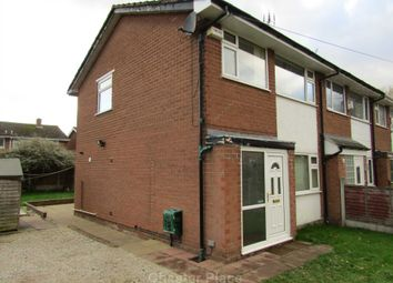 Thumbnail 3 bed semi-detached house to rent in Alyndale Road, Saltney, Chester