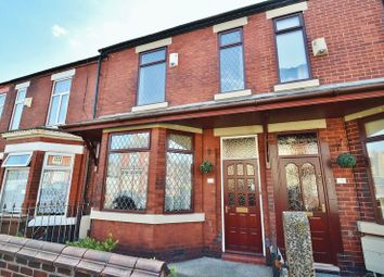 Thumbnail 3 bedroom terraced house for sale in Cecil Road, Eccles, Manchester