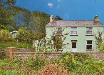 Thumbnail 3 bed detached house for sale in Leonardston Road, Mastlebridge, Milford Haven
