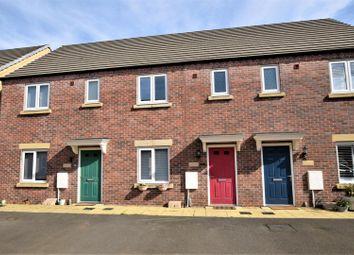 2 bed terraced house for sale in Cornflower Crescent, Barleythorpe, Oakham LE15