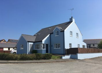 Thumbnail 4 bed detached house for sale in Maes Ffynnon, Roch, Haverfordwest
